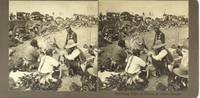 Smoking Pipe of Peace At Grace Dance Stereoview