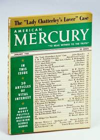 """American Mercury Magazine, """"To Bear Witness To The Truth"""", January (Jan.) 1960, Volume XC No. 432 - The """"Lady Chatterley's Lover"""" Case"""