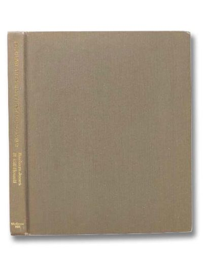 McGraw-Hill Book Company, 1972. First Edition. Large Hardcover. Very Good/No Jacket. First edition. ...