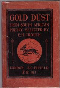 image of GOLD DUST FROM SOUTH AFRICAN POEMS (Poetry)