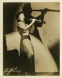 Ann Dupont (Original photograph, circa 1940)