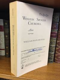 image of THE LAST LION: WINSTON SPENCER CHURCHILL: ALONE 1932-1940 [SIGNED]