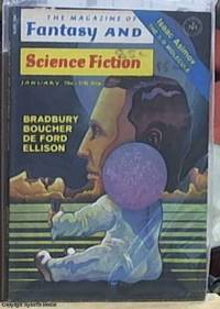 image of Fantasy and Science Fiction; Volume 42 Number 1, January 1972