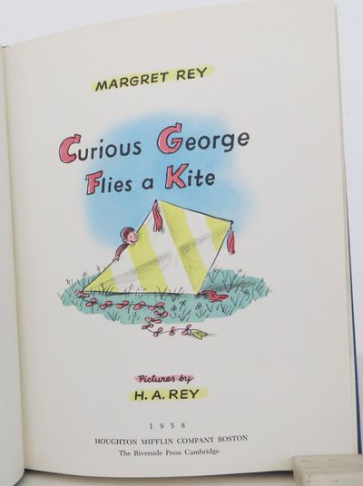 Houghton Mifflin, 1958. 1st Edition. Hardcover. Fine/Fine. A fine first edition in a fine dust jacke...