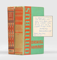 The Thin Man; [together with:] Dashiell Hammett Omnibus.