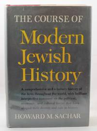 Modern Jewish History by  Howard M Sachar - Hardcover - 1958 - from Hideaway Books (SKU: HCK1448)