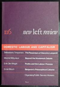 image of New Left Review (July-August 1979): Domestic Labour and Capitalism (116)