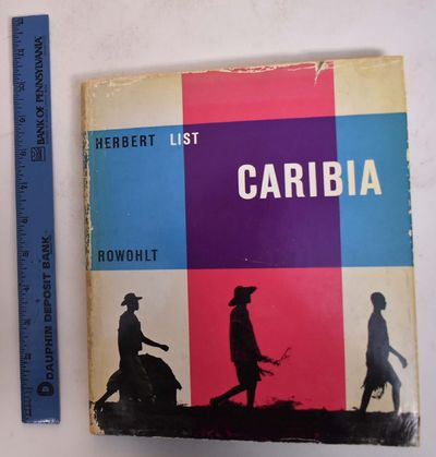 Hamburg: Rowohlt Verlag, 1958. Hardcover. VG/Good, moderate wear and soiling to dust jacket.. Beige ...