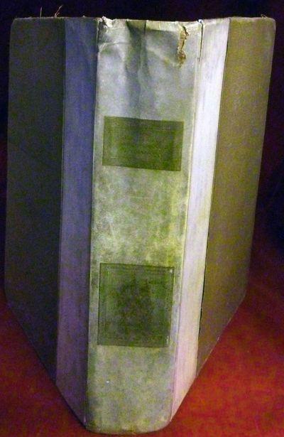 Madrid: Por El Autor, 1920. First edition. Hardcover. Orig. half vellum and brown cloth. Very good. ...