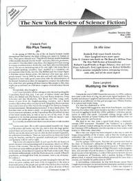 image of THE NEW YORK REVIEW OF BOOKS: No. 21, May 1990
