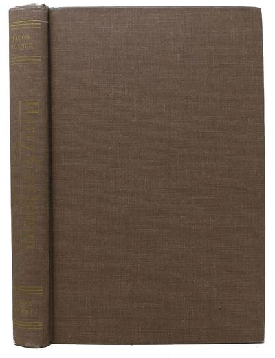 Waltham, Mass: Mark Press, 1969. 2nd Printing, limited to 300 copies. Brown cloth binding lettered i...