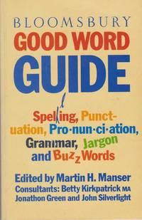 Bloomsbury Good Word Guide
