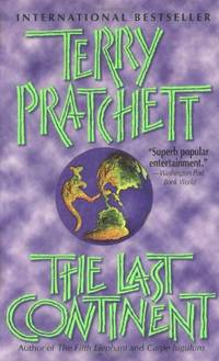 image of The Last Continent (Discworld Novels)