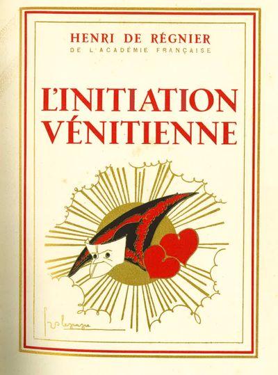 L�Initiation vénitienne