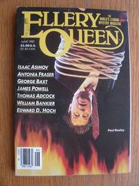 image of Ellery Queen Mystery Magazine June 1987