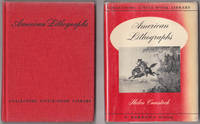 image of American Lithographs of the Nineteenth Century