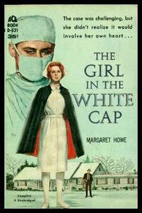 image of THE GIRL IN THE WHITE CAP