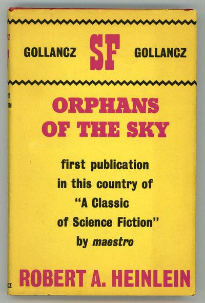 London: Victor Gollancz Ltd, 1963. Octavo, boards. First edition. Preceded the 1964 Putnam edition. ...