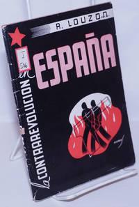 image of La contra revolución en España