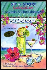 SIP TO SHORE (SIGNED 1ST)  Cocktails and Hors D'Oeuvre