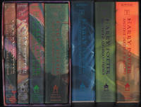 Harry Potter Series: The Sorcerer's Stone, The Chamber of Secrets, The Prisoner of Azkaban, The Goblet of Fire, The Order of the Phoenix, The Half-Blood Prince, Harry Potter and the Deathly Hallows (Seven Volume Set)