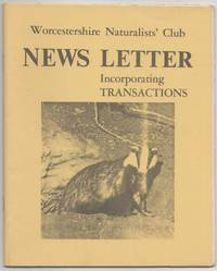 image of News Letter incorporating Transactions. Vol.3 No.8 August 1977