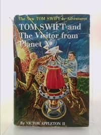 Tom Swift and the Visitor from Planet X by Victor Appleton II - Hardcover - 1961 - from ThriftBooks and Biblio.com
