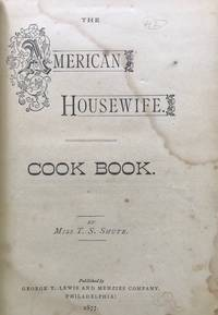 THE AMERICAN HOUSEWIFE. COOK BOOK