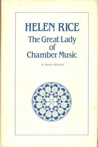 Burlington: George Little Press, 1983. Hardcover. Very good. 191pp. Very good hardback in a rubbed j...
