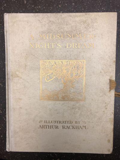 London: William Heinemann, 1908. Limited Edition, #857/1000. Hardcover. Quarto, 134 pages; VG; bound...