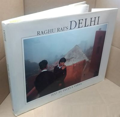 New Delhi: Indus, 1994. Hardcover. Folio; G+/G; Hardcover with DJ; DJ spine, tan with black print; D...