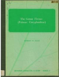 The genus Thrinax (Palmae: Coryphoideae)
