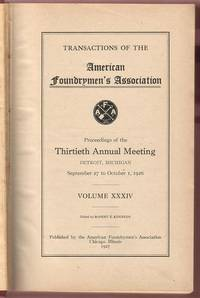 Transactions Of The American Foundrymen's Society - image 10