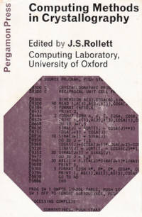 Computing Methods in Crystallography.