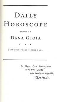 DAILY HOROSCOPE. Poems