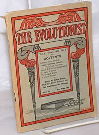 image of The Evolutionist: Vol. 1 No. 4, October 1909