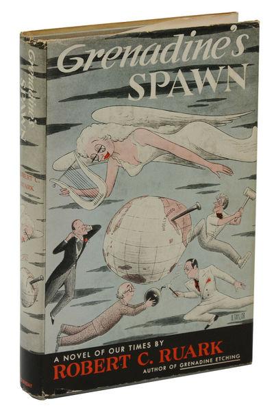 Garden City, NY: Doubleday & Company, 1952. First Edition. Near Fine/Near Fine. First edition. 253 p...