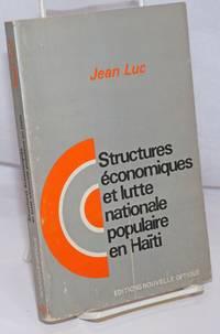 image of Structures Economiques et Lutte Nationale Populaire en Haiti
