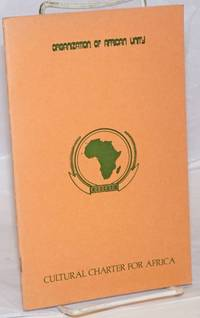 image of Cultural charter for Africa, Port Louis, 1976