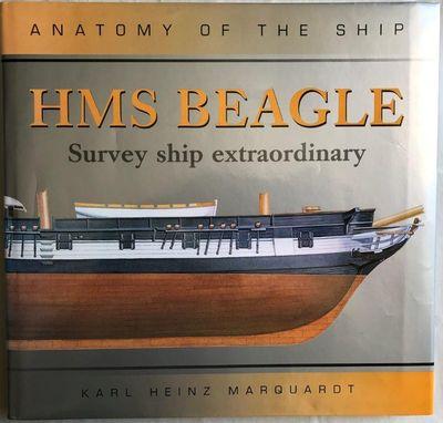 ABAA | Anatomy of the Ship: HMS Beagle: Survey ship extraordinary ...