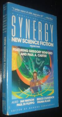 Synergy: New Science Fiction Volume Three