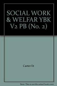 Social Work and Social Welfare Year Book: No. 2