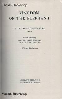 KINGDOM OF THE ELEPHANT.