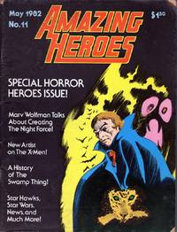 Amazing Heroes No 11