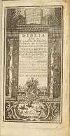 View Image 2 of 3 for Biblia. Dat is de grantsche H. Schrifture vervattende alle de Canonyk Boeken des Oudenen des Nieuwan... Inventory #3490