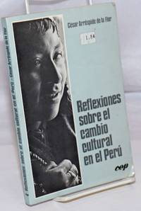 image of Reflexiones Sobre el Cambio Cultural en el Peru