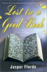 Lost in a Good Book *SIGNED with card - 1st US*