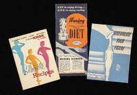 3 Cookbooks - Streamline Your Figure --The New Mid-century Hourglass