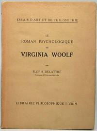 image of Le Roman Psychologique de Virginia Woolf