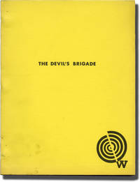 image of The Devil's Brigade (Original screenplay for the 1968 film)